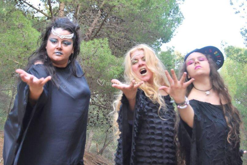 LeNuAria  trio vocale