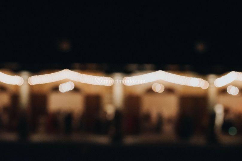 Foto evento, impianto luci