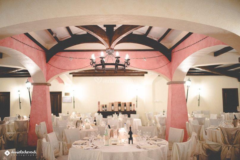 Sala per matrimonio