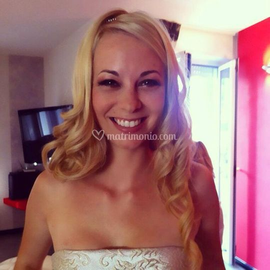 Makeup and hair sposa