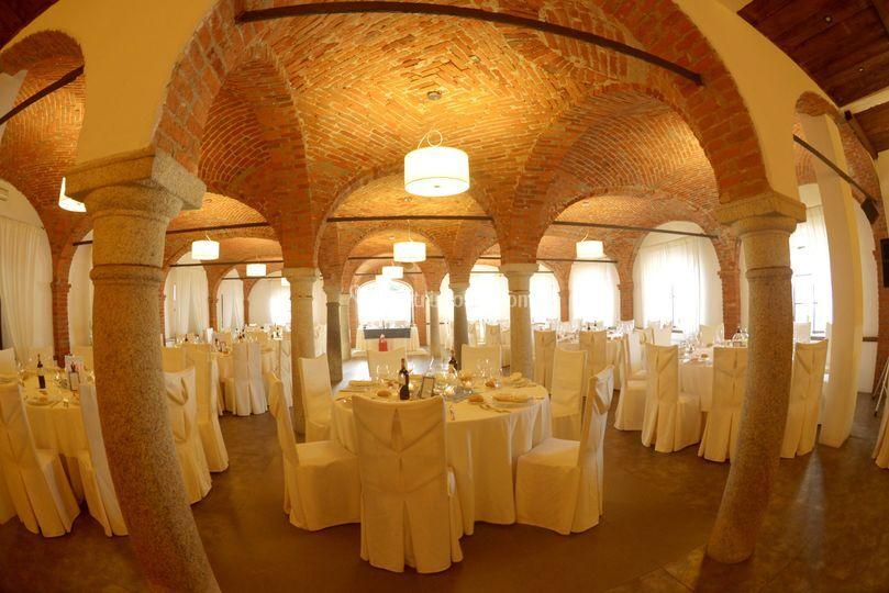 Sala colonne