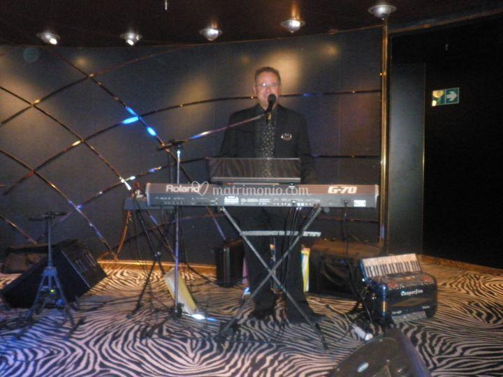 MSC Poesia - Zebra Bar