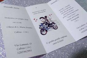 Wedding Invitation by Clemy Striano