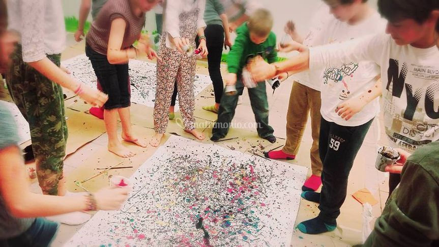WL su Jackson Pollock