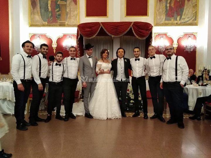 Wedding! Castello Chiaramonte