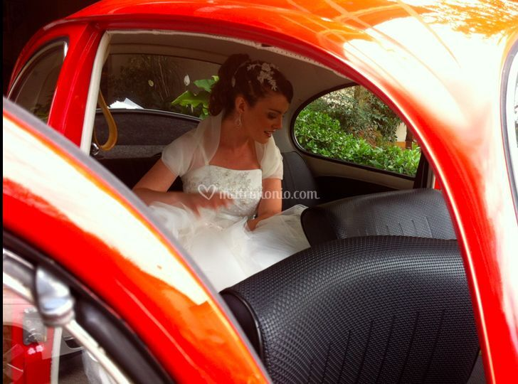Mi Sposo in Maggiolino: Lino