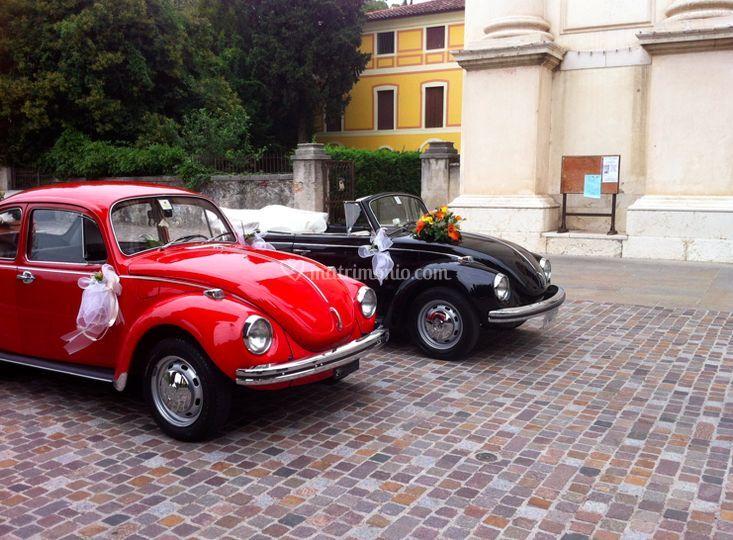 Mi sposo in Maggiolino