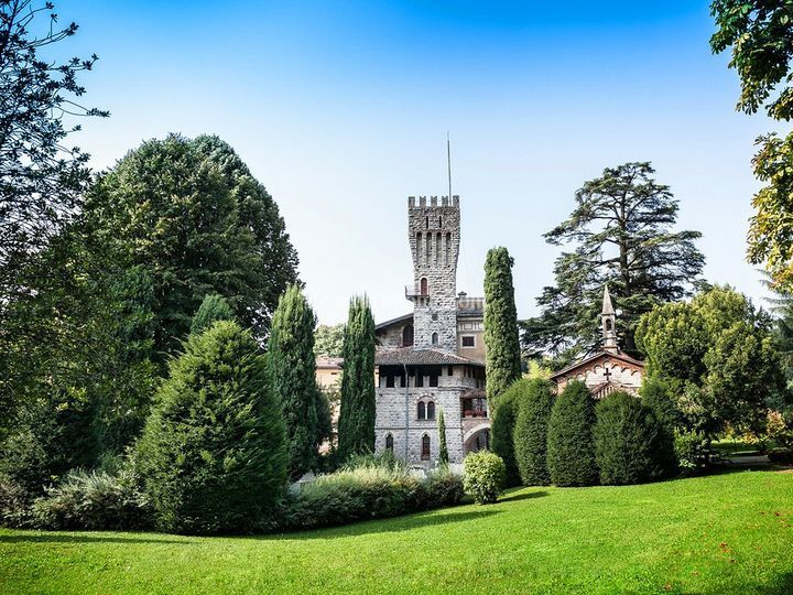 Villa Suardi - il parco