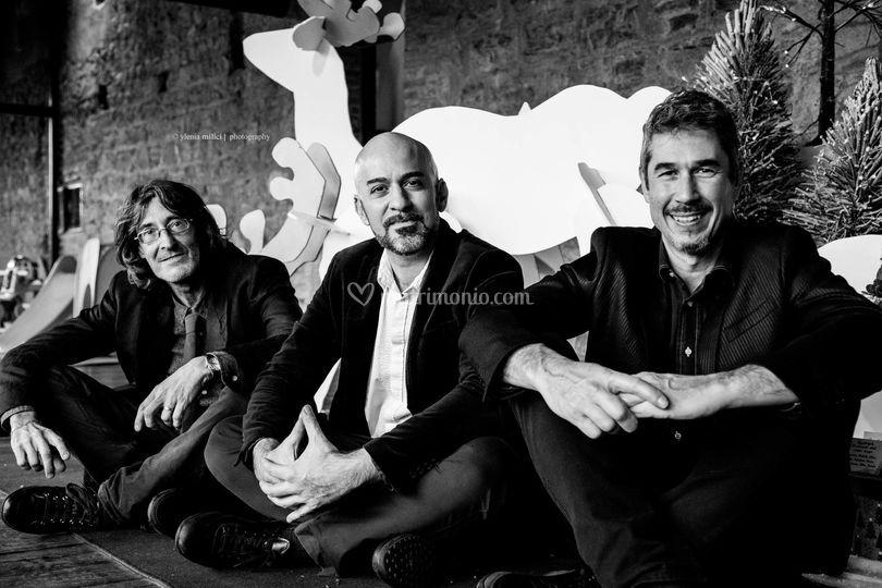 Enrico Sax, Alex, Simone