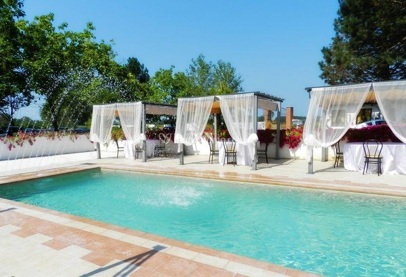 Il barattino for Candele per piscina