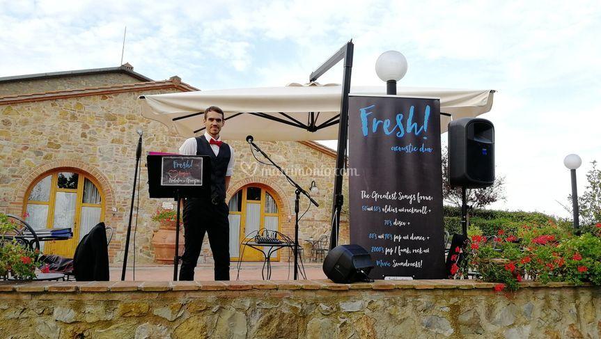 Fresh! Acoustic Set - Gambassi