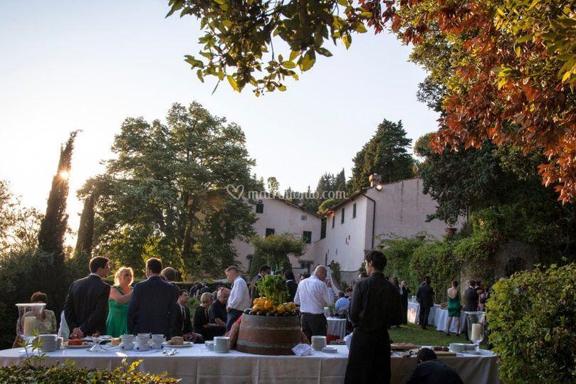 Location Matrimonio Toscana Mare : Luce degli eventi