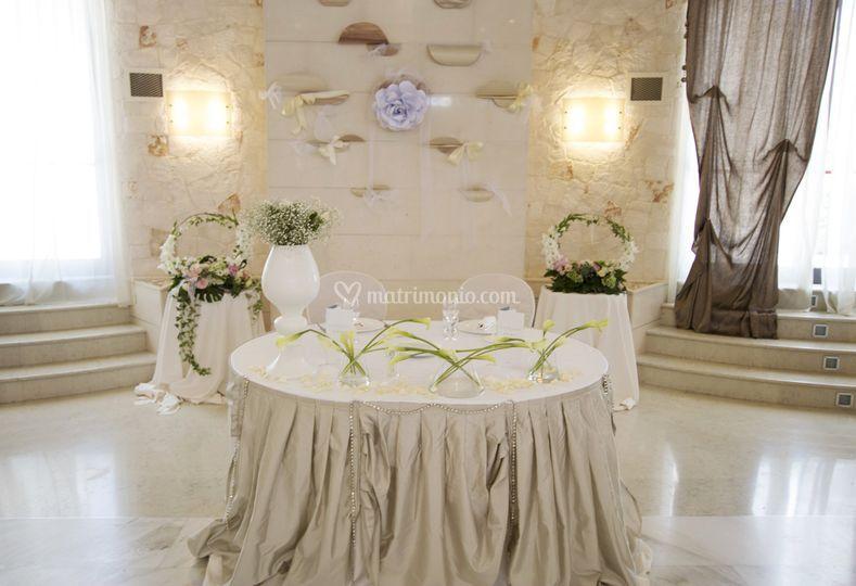 Pietraluna ricevimenti for Sala degli sposi