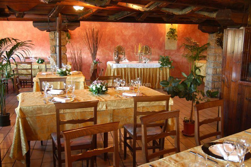 Sala Banchetti Tetto Brianzolo