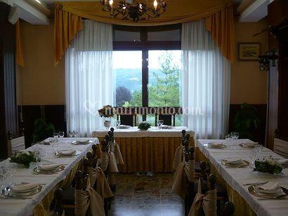 Sala Gialla Tetto Brianzolo