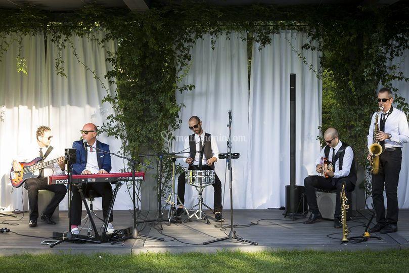 Blunotte Band Di Villa Frua Foto 77