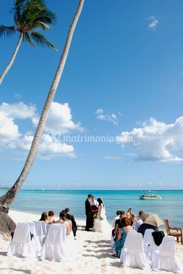 Matrimonio a S. Domingo