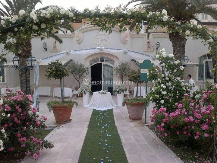 Ingresso giardino di gabbiano hotel foto 14 - Ingresso giardino ...
