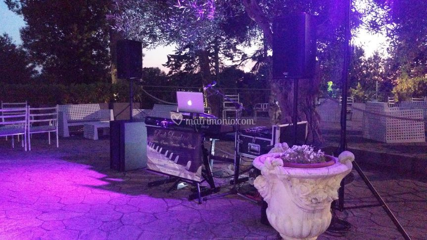 "Matrimonio a ""La Villa Events"""