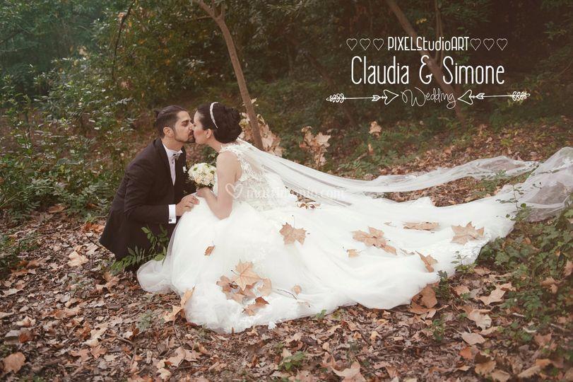 Claudia e Simone
