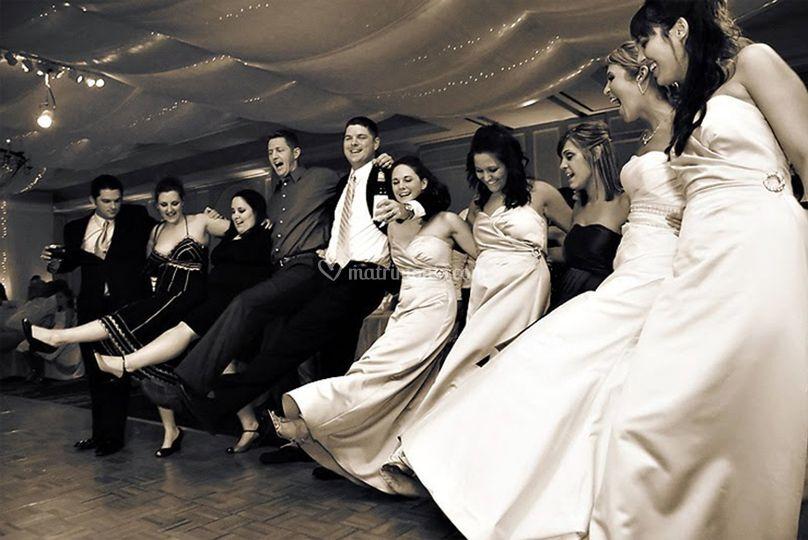Finalmente si balla...