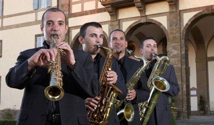 Sposa Melodika - Wedding Sax Quartet 3