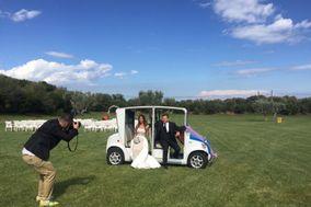 Planet Golf Cart