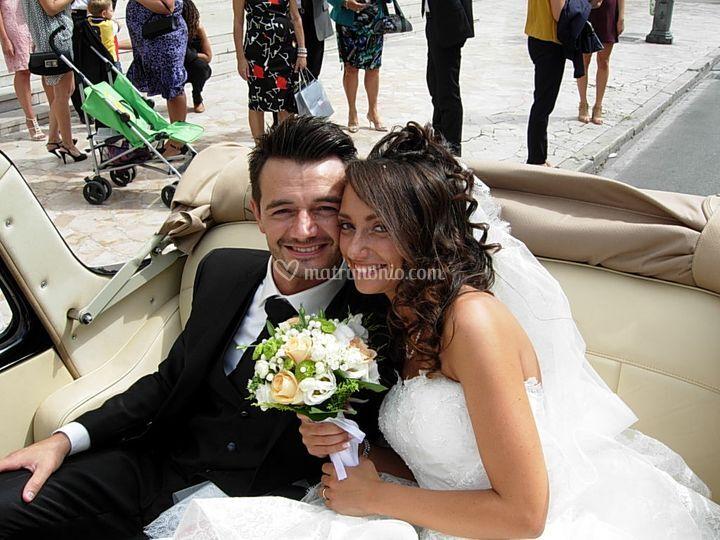 Alessandro e Lara 13 settembre