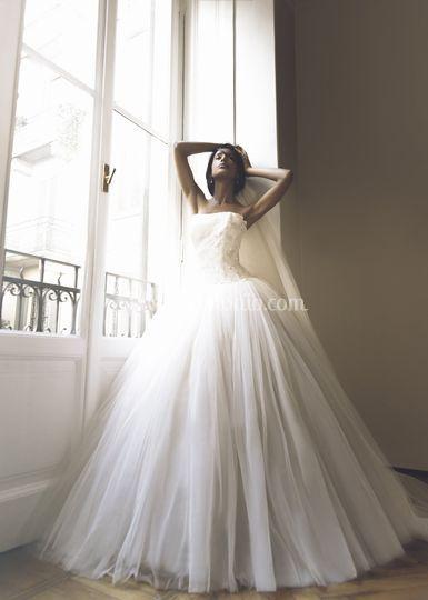 Sposa pezzo unico