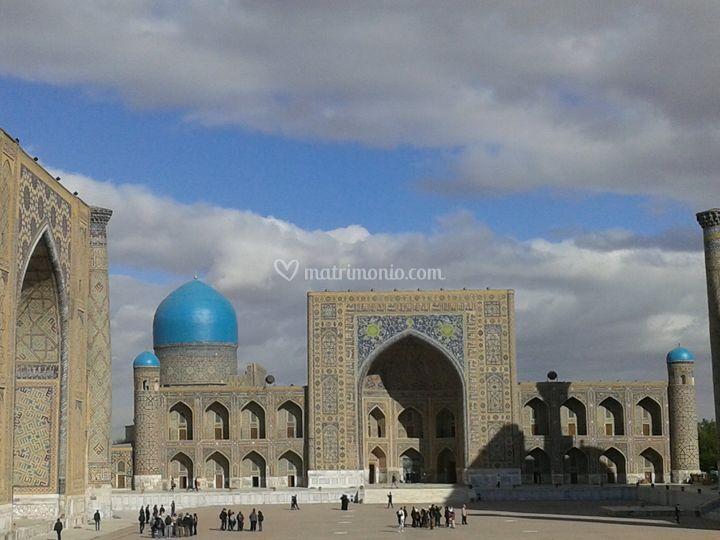 Uzbekistan, Samarcanda