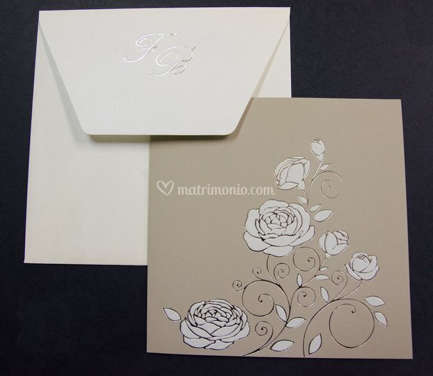 Partecipazioni Matrimonio Firenze.Tipografia Vittoria