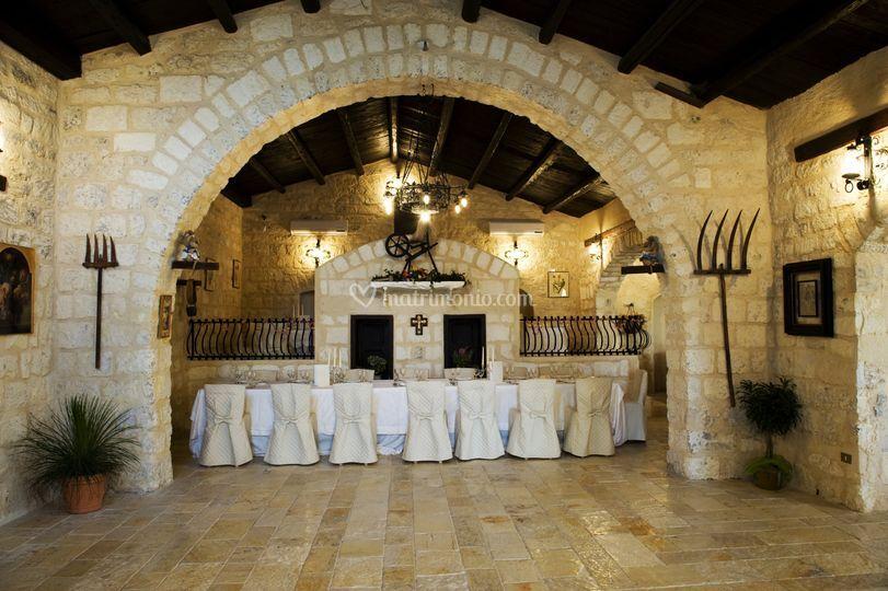 Sala dell'Antico Granaio