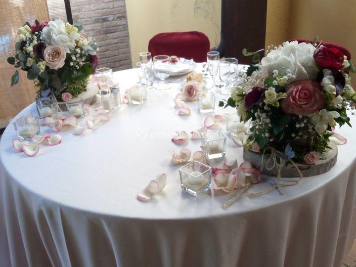 Addobbo tavolo