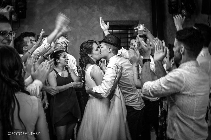 Amici al matrimonio