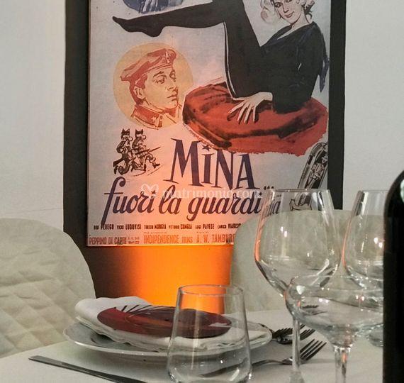 Mina Poster
