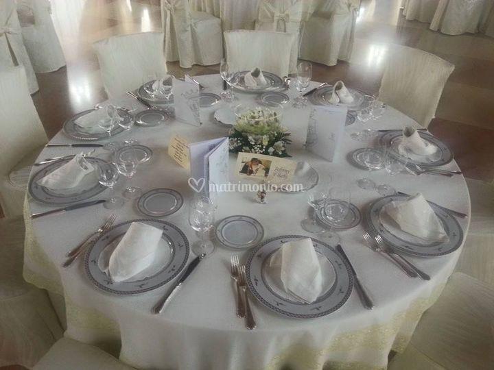 Arredo tavola di grand hotel vigna nocelli foto 28 for Arredo hotel trento