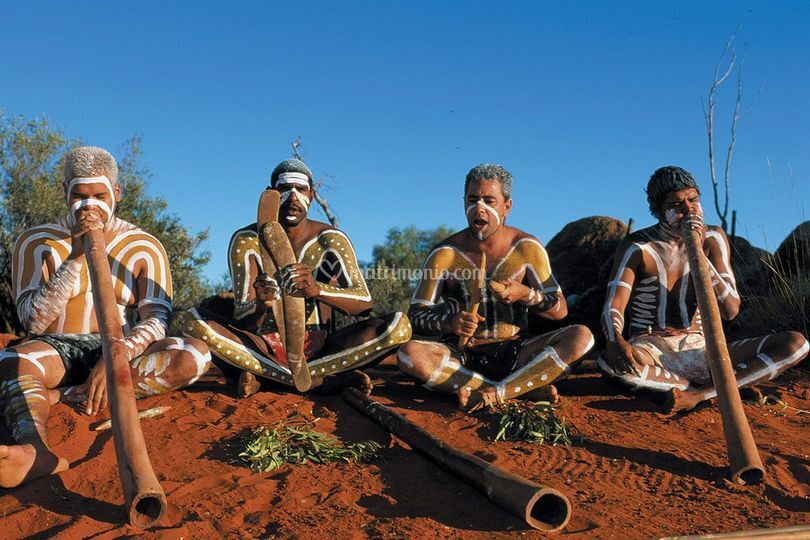 Australia Aborigena