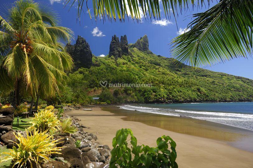 Isole Marchesi - polinesia