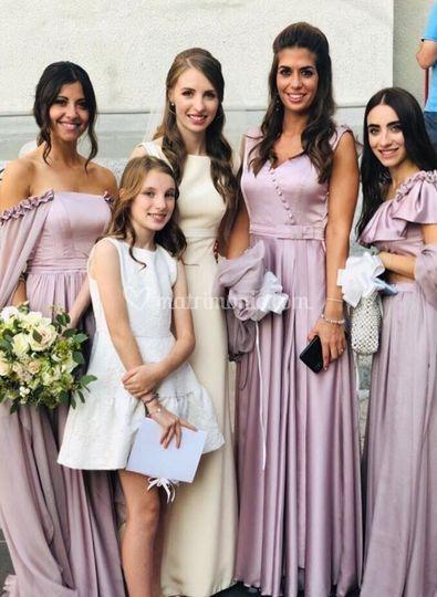 Elisa's wedding