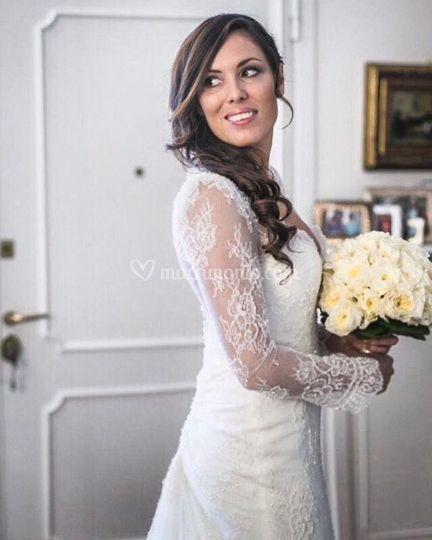 Lara's wedding