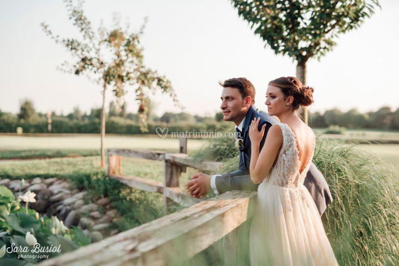 Stefania's wedding