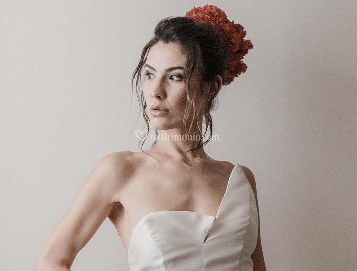 Acconciatura e make up sposa