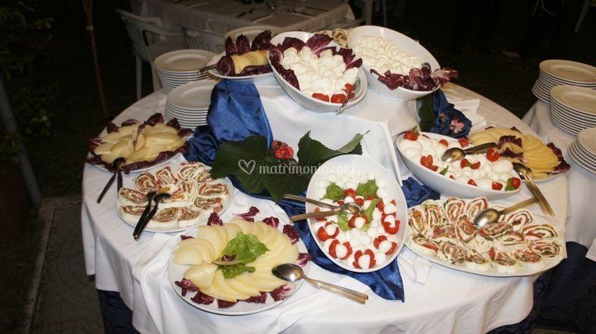 Ricco buffet