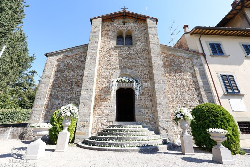 Matrimonia Chiesa Sammontana