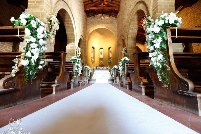 Cerimonia Chiesa Sammontana
