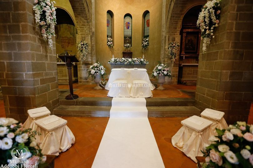 Matrimonio Chiesa Sammontana