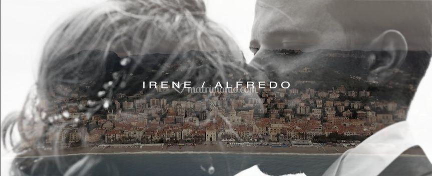 Irene e Alfredo