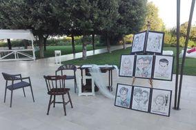 Peppearte Caricature & Ritratti