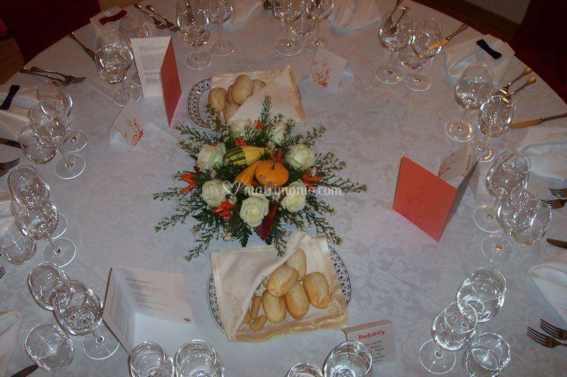 Centrotavola fiori 2