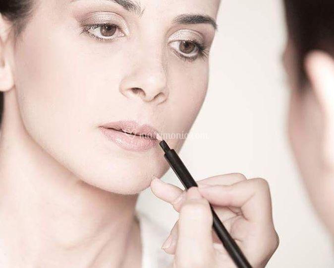 Make-up leggero ma d' effetto